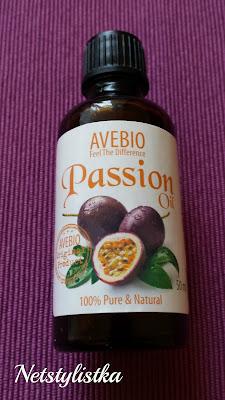 Naturalny olejek z marakui, olejowanie twarzy, kosmetyki naturalne, anti-age, Passion Fruit oil,