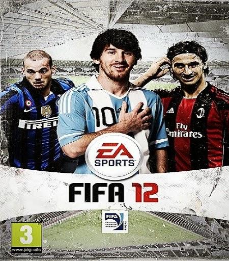 تحميل لعبة fifa 12