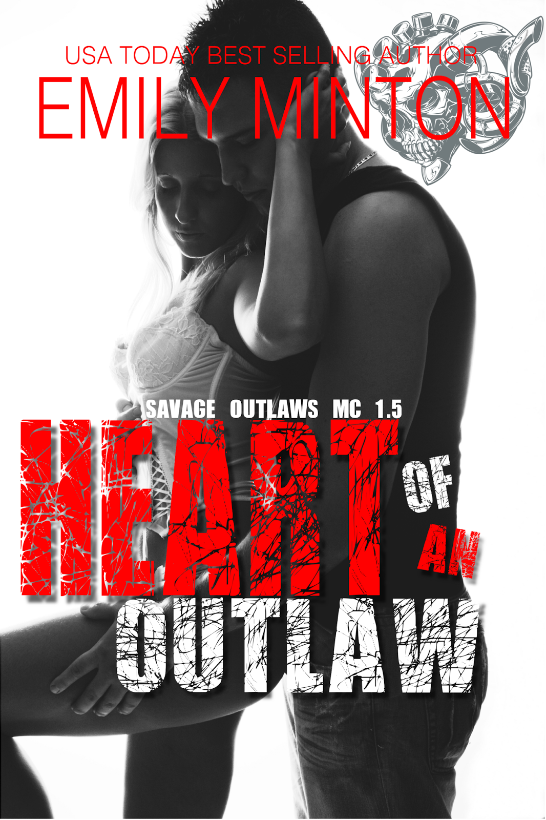 Cover Reveal: Heart of An Outlaw by Emily Minton