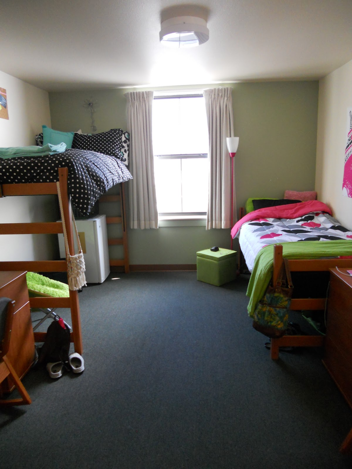 Dorm Life At Csu Maximizing The Space In The Rooms
