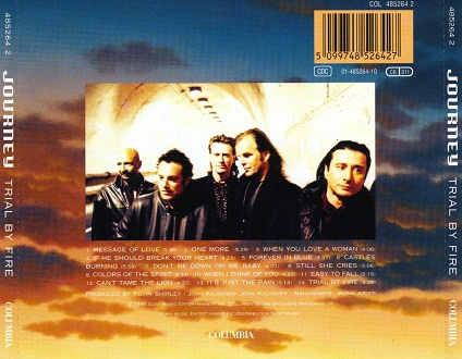 Download Gratis Lagu Journey - Trial By Fire