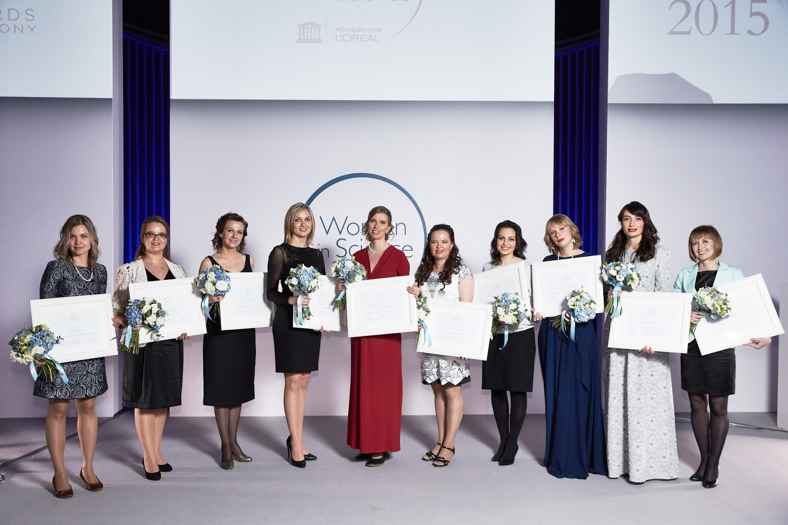 Конкурсы для женщин в науке