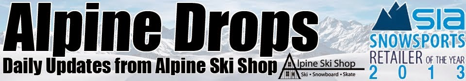 Alpine Ski Shop Daily Drops