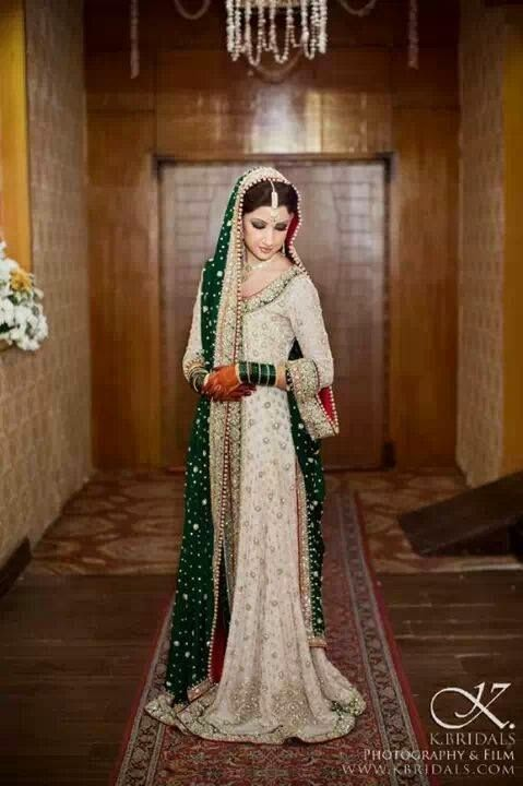 new shadi dress for Pakistani girls 2015