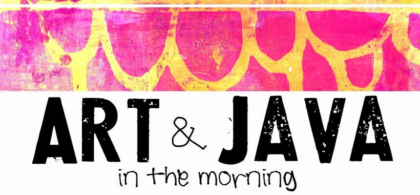 Art+Java in the morning