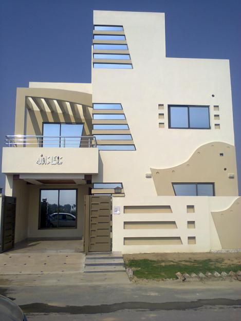 Marla House For Sale In Tulip Block Bahria Town Lahore - Pakistan ...