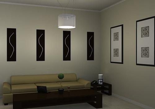 gambar contoh dan denah rumah modern minimalis yang cantik