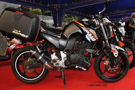 ide modifikasi motor byson touring