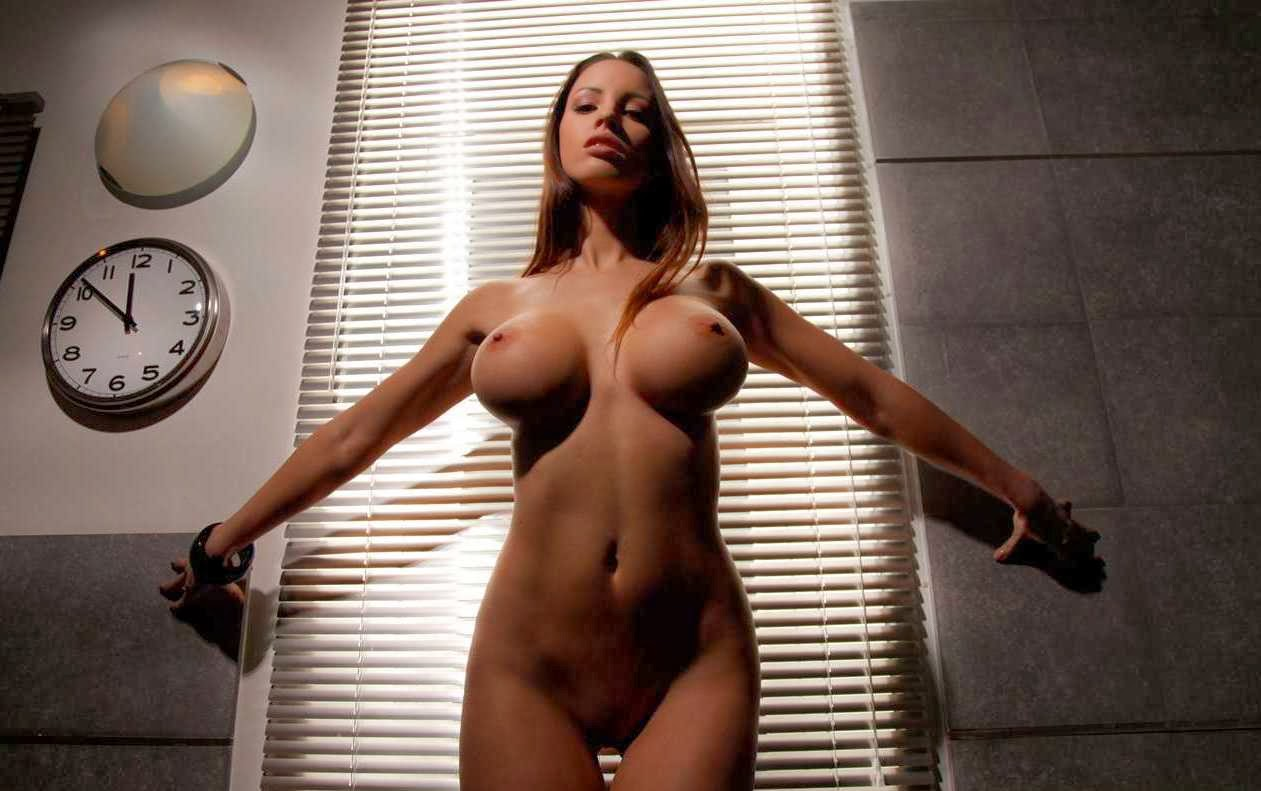 Lucia Javorcekova hot busty