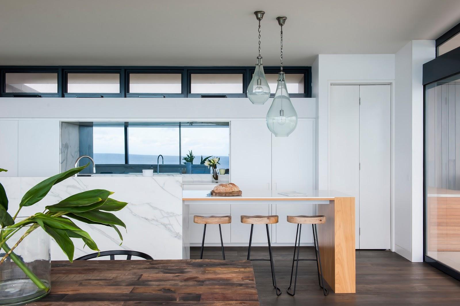 Minosa Melbourne Kitchen Design A Famous View House And Client