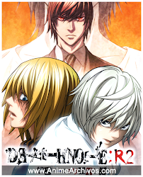 Death Note Rewrite 2