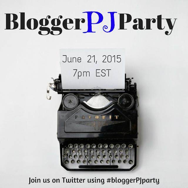 June #bloggerPJparty