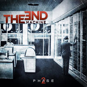 upcoming releases :THE END Machine, Phase 2 (Frontiers Records April 9, 2021)