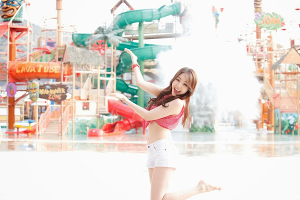 Minah Lotte World Water Park