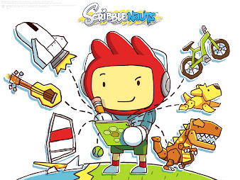 #8 Scribblenauts Wallpaper