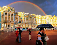 Best Honeymoon Destinations In Europe - St. Petersburg, Russia
