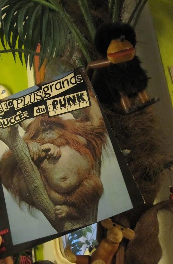"""CONTROLE Baby Killer va LP """" Les 30 plus grands succès du punk / Skydog / compilation  1987 / morceaux de 76/78 / France"""