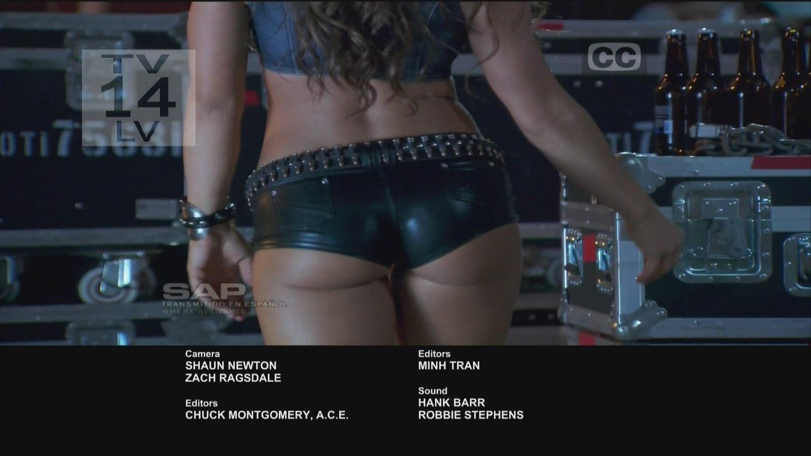 Brooke hogan s ass