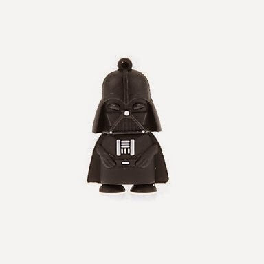 Pendrive 32 GB Mini Darth Vader