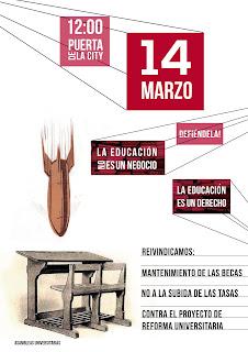 MANIFESTACIÓN 14 MARZO 2013
