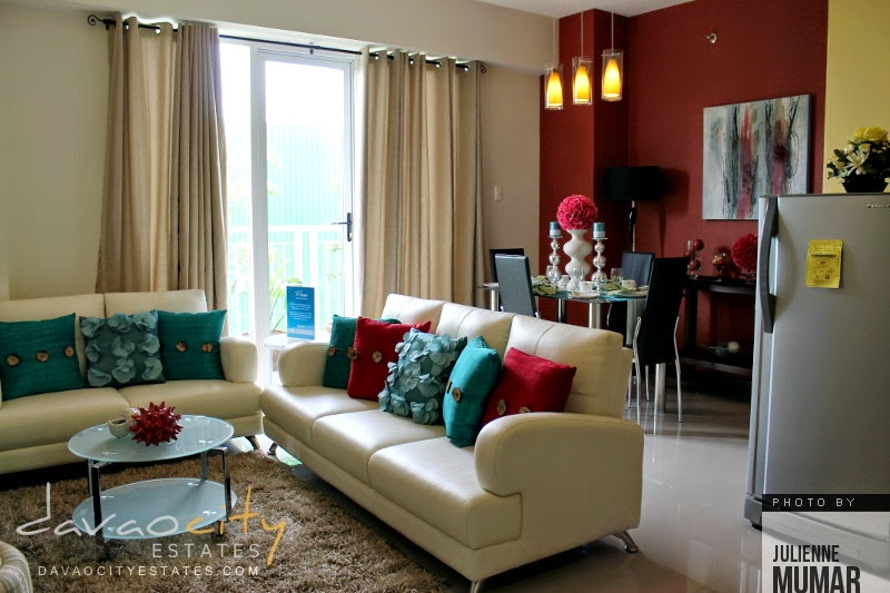 Verdon Parc Unit E (2-Bedroom End Unit with Balcony) Showroom Photos