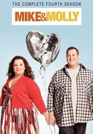 Série Mike e Molly - 4ª Temporada 2014 Torrent