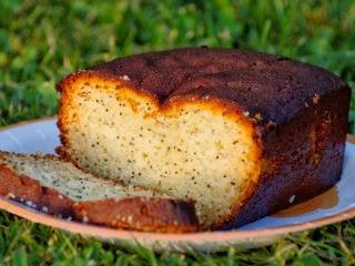 Biscuit au citron et graines de pavot