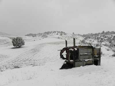 Teroleja - Máquina nevada