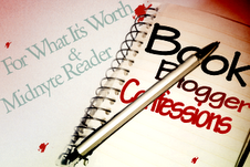 Book Blogger Confessions