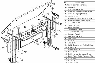 Desain Gambar Blueprint