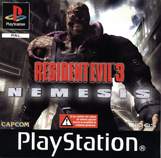 [Lista] Los 15 mejores juegos de la historia de Playstation - Resident Evil 3 Némesis