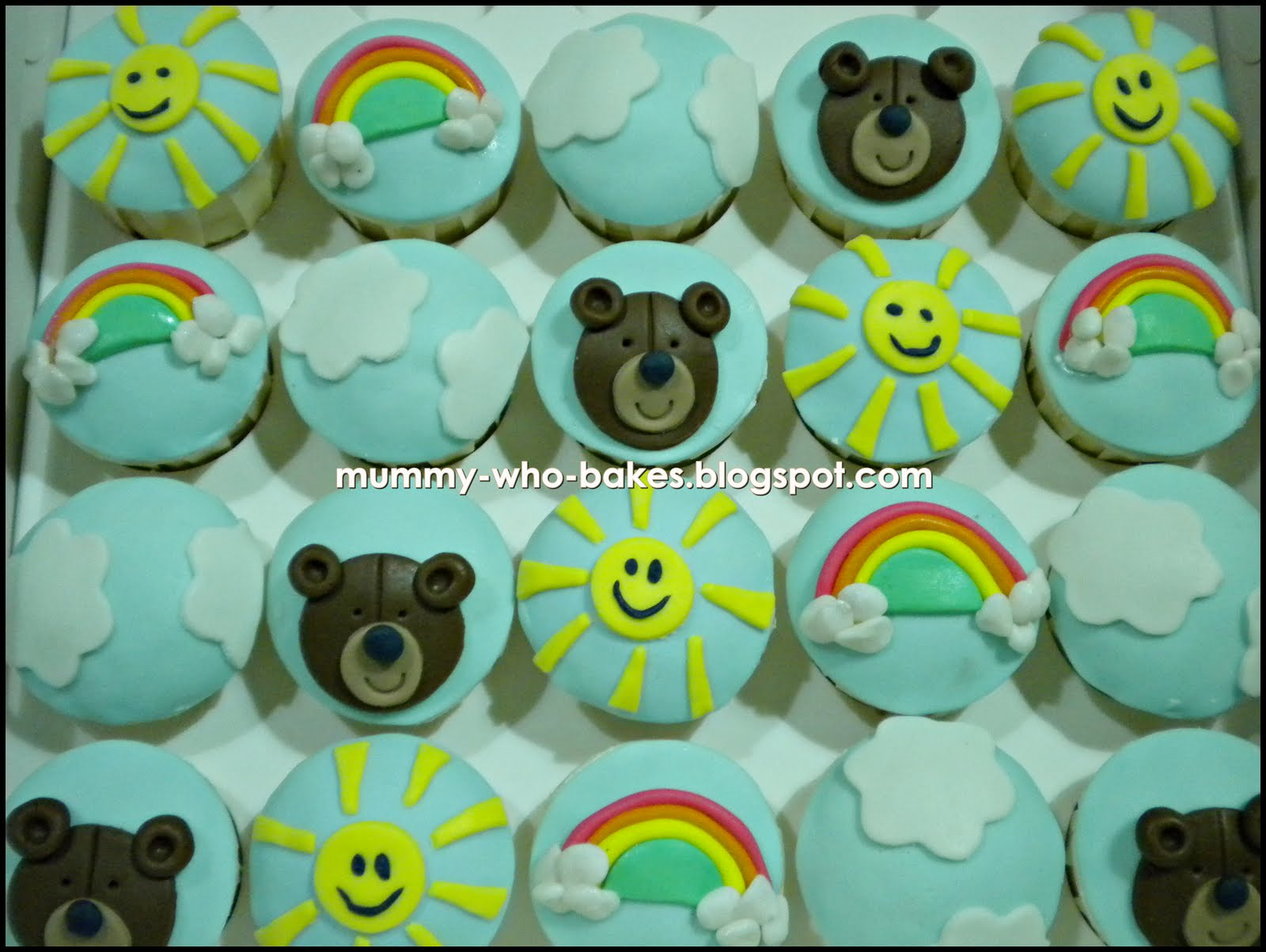 T for Teadies and Teacher...! by My Little Cupcakes