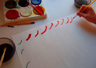cursive writing strokes