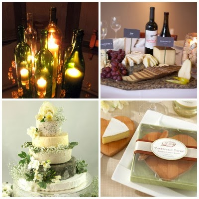Weddings Are Fun Blog Have A Wine And Cheese Reception