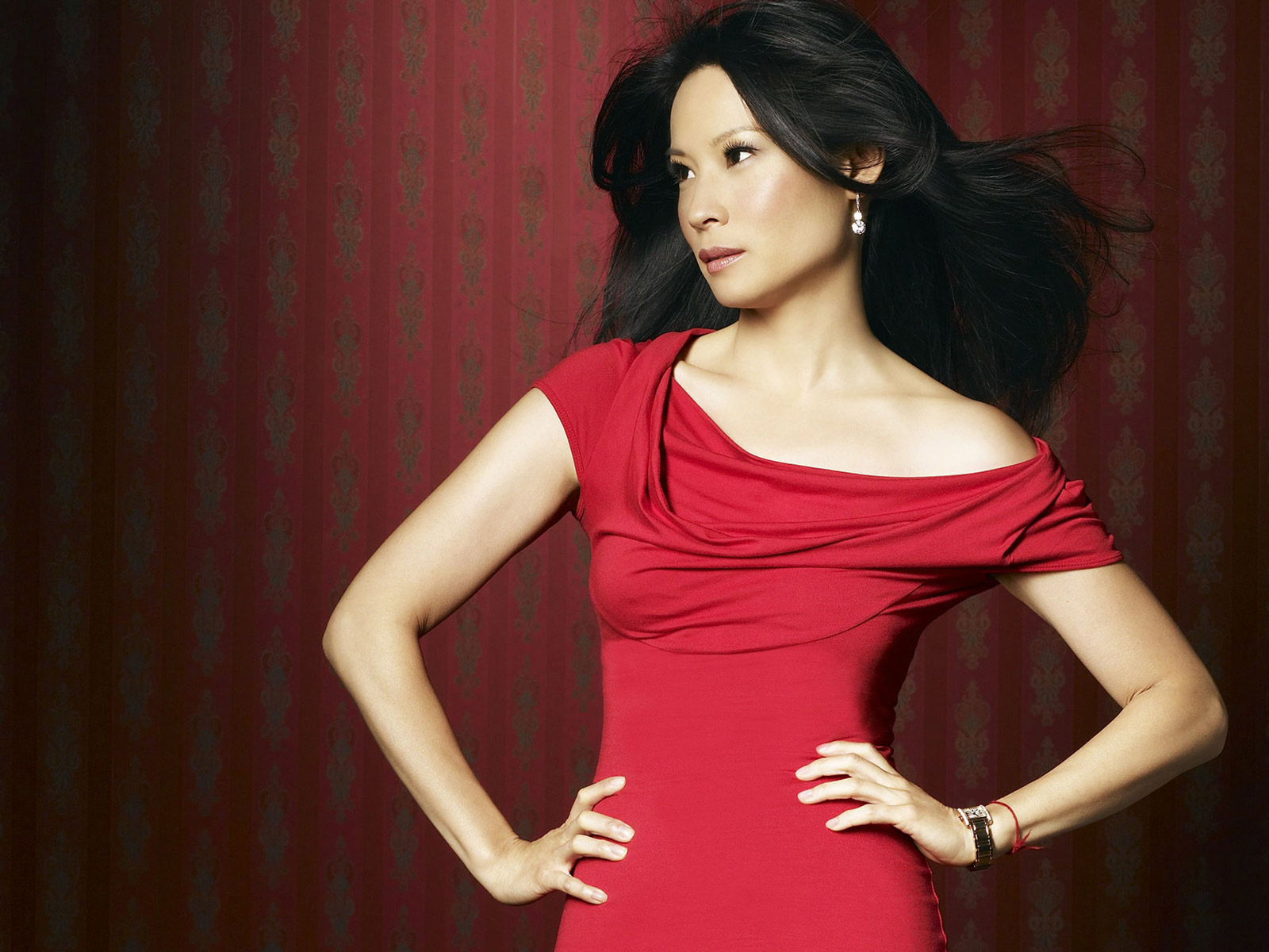 Lucy Liu | HD Wallpapers (High Definition) | Free Background