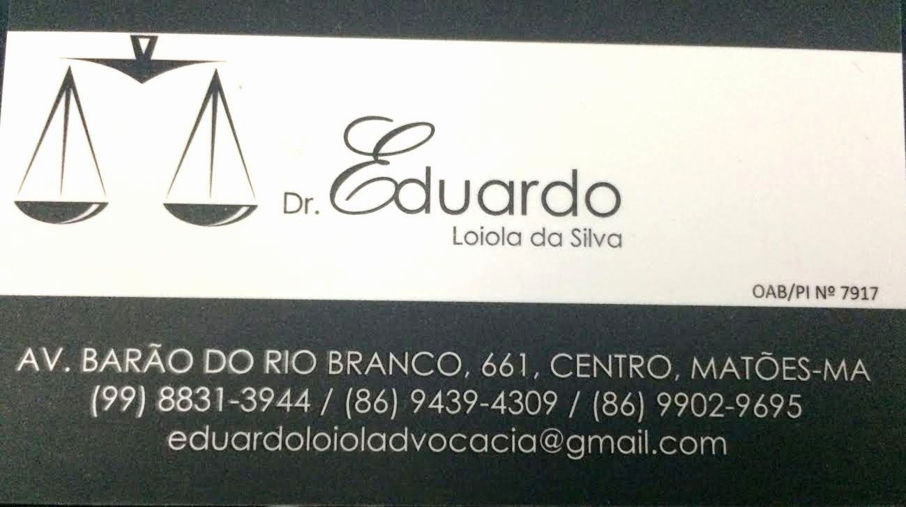 Dr. Eduardo Loiola da Silva