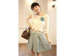 trend fashion: dress casual ala korean style