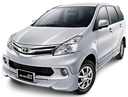 Toyota All New Silver Mica Metallic