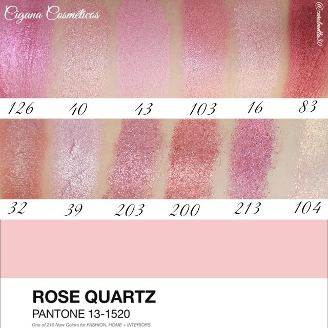 Rose Quartz - Pantone