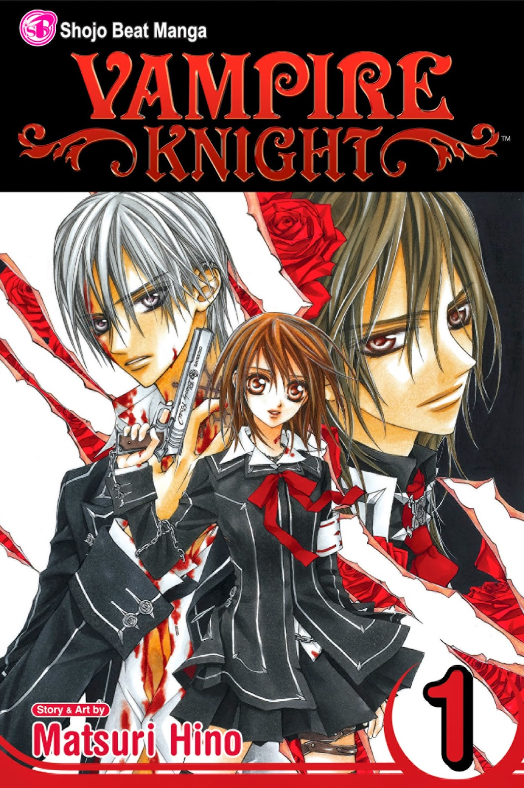 Vampire Knight tainies online oipeirates