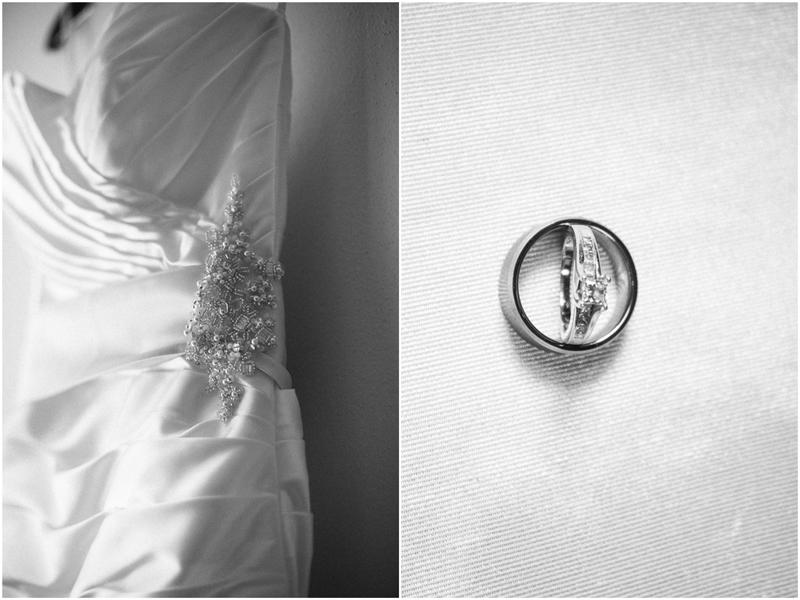 davids bridal wedding dress rings