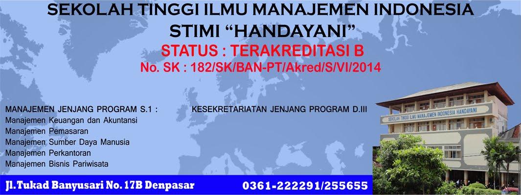 STIMI Handayani Denpasar