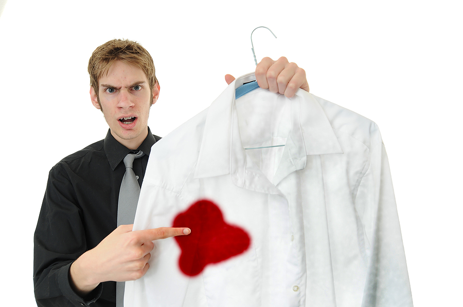 Image result for Stain removal process in dry cleaning