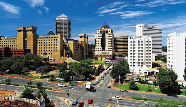 Afrika e Jugut - Gjeografia dhe Historia e Afrikës Sëjugut