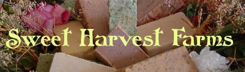 Handmade Soap by Sweet Harvest Farms