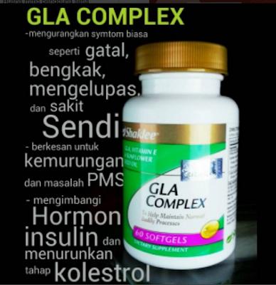 Gla Complex Shaklee tingkatkan peluang hamil