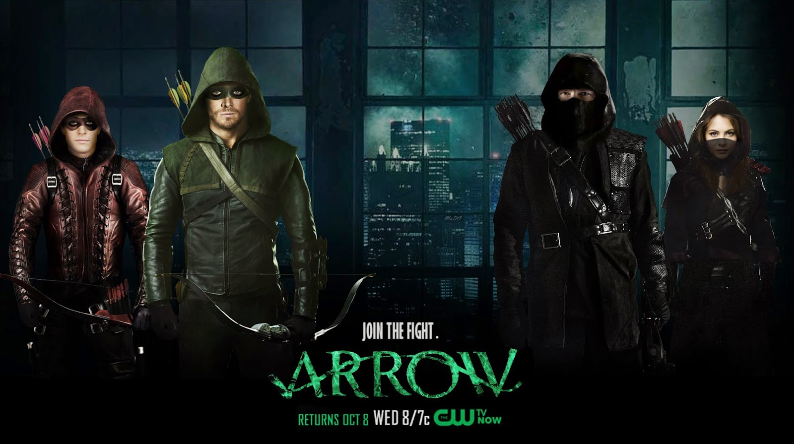 Download - Arrow - 3º Temporada Completa