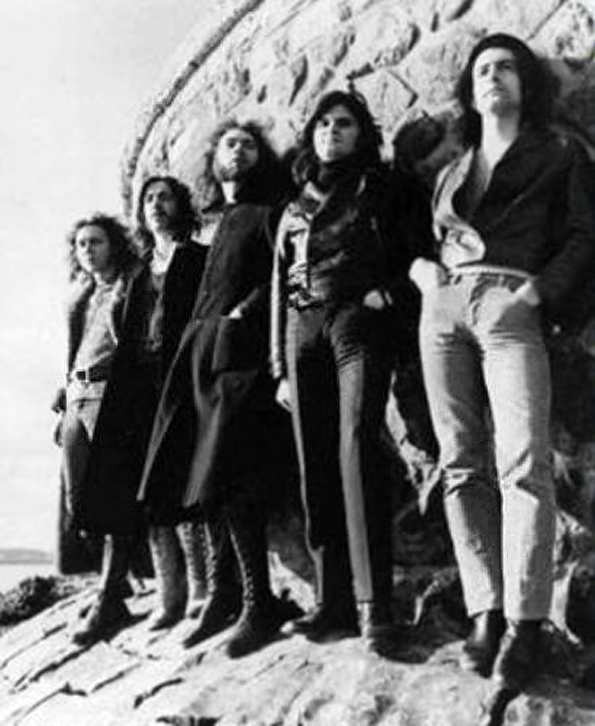 Surface Noise: Lucifer's Friend: Ride In The Sky 1970