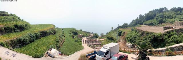 Terrazas de Gacheon en Namhae