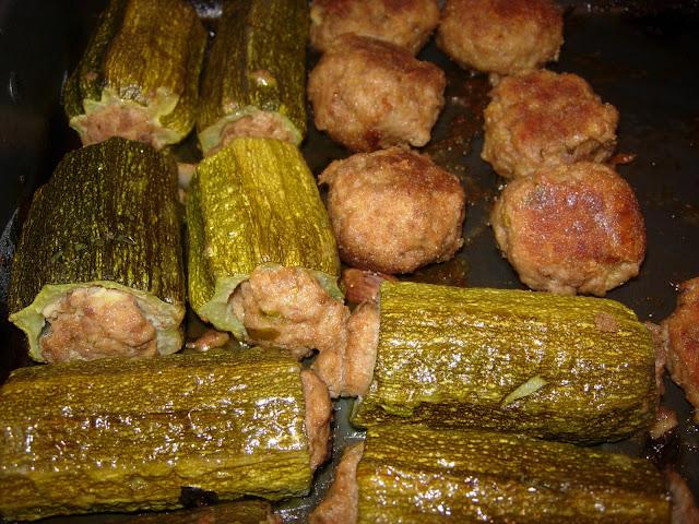 verso il sudafrica (parte i): i passi compiuti – zucchine ripiene (più di zucchine che di carne)